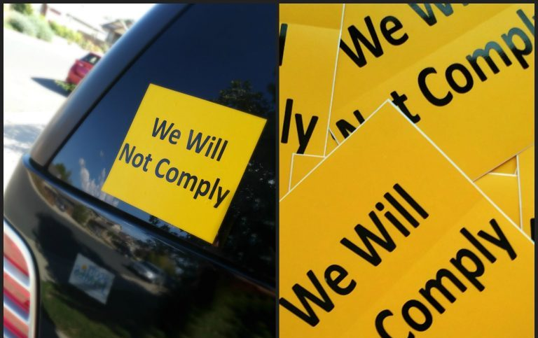 Photo of We Will Not Comply –  Boulder Colorado Gun Owners Launch Civil Disobedience