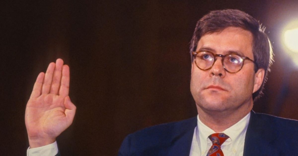 Photo of AG Nominee William Barr Is A Gun Confiscation Advocate