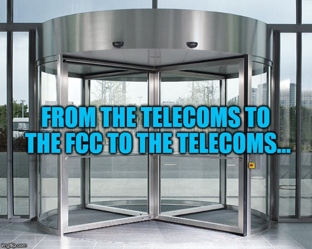 Photo of The FCC/Telecom Industry Revolving Door: Yet Another Former FCC Commissioner Becomes Industry Lobbyist
