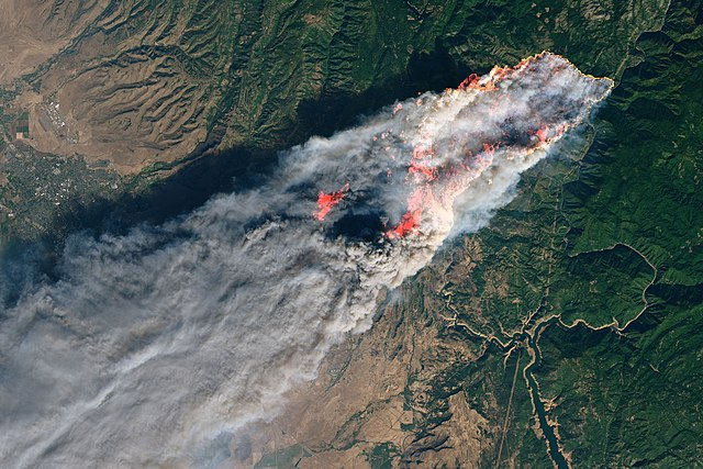 Photo of Video highlights 27 anomalies in the California Camp Fire