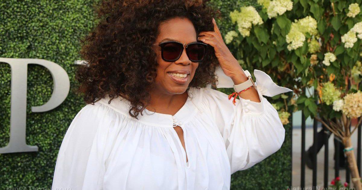 """Oprah's """"Faith Healer"""" was running a """"Sex Slave Farm"""" - DC Dirty Laundry"""