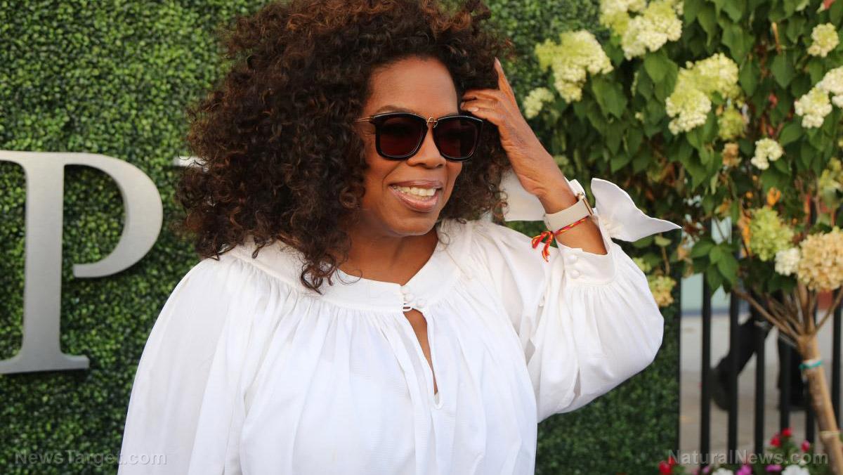 "Photo of Oprah's ""Faith Healer"" was running a ""Sex Slave Farm"""