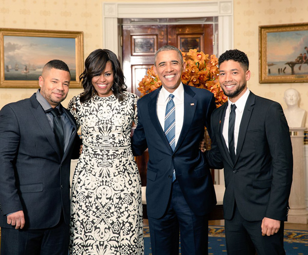 Photo of Jussie Smollett hate crime hoax: He Did Not Act Alone, Sources Say It goes all the way up to Obama