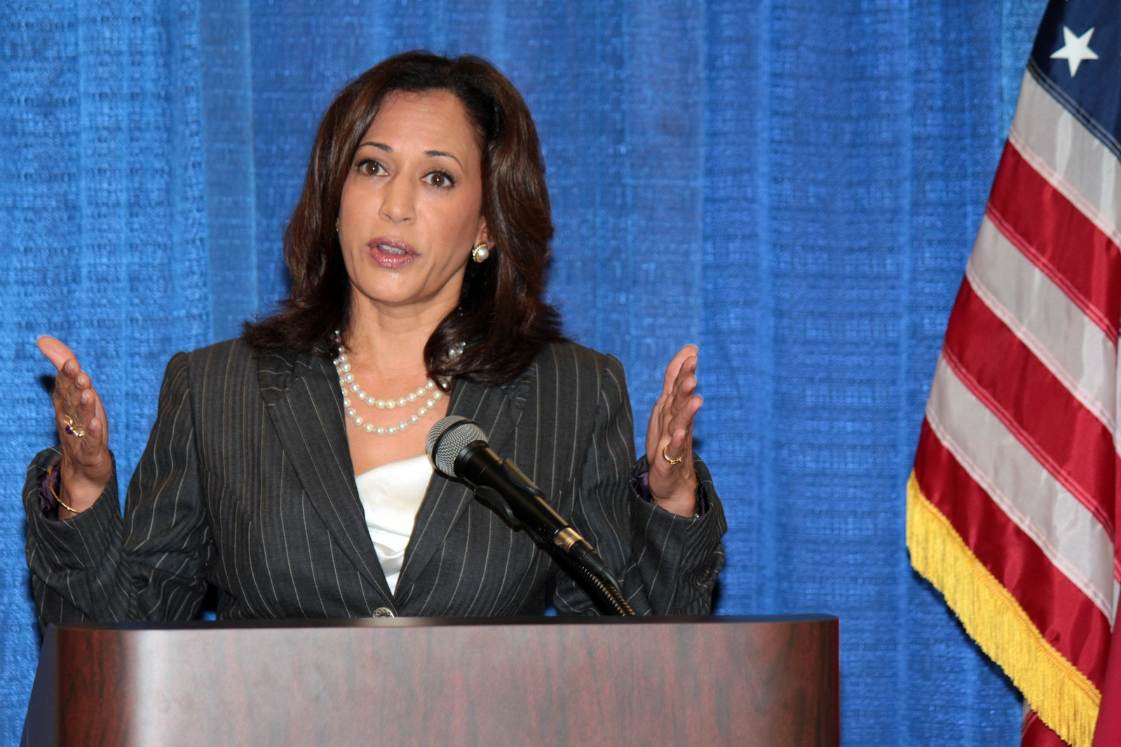 Photo of Kamala Harris Demands Slavery Reparations – Despite Growing Up Wealthy