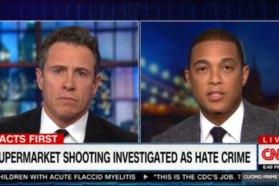 Photo of CNN Anchors Lemon & Cuomo Demand Americans Stop Wearing MAGA Hats