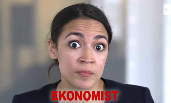 Photo of New York City Mayor Confirms What We Already Knew: Alexandria Ocasio-Cortez is an Idiot