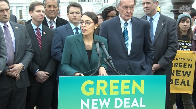 Photo of Watch: Green New Deal 'boss' AOC asks: 'Is it OK to still have children?' because of climate change