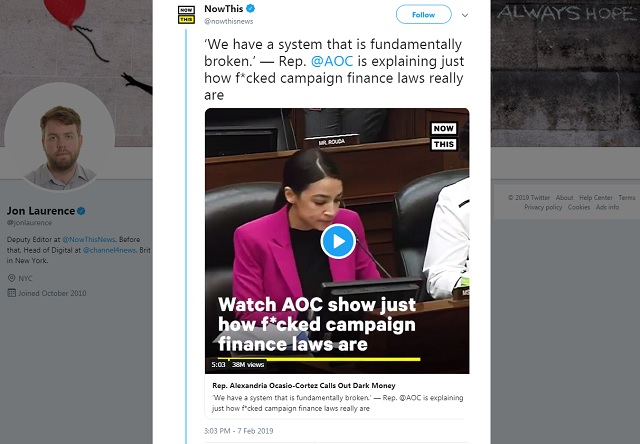 Photo of 38 Million Views and Counting — This Error-Ridden AOC Clip is Twitter's Most Watched Political Video Ever