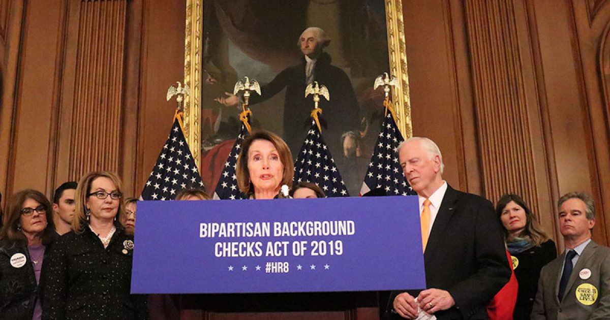 Photo of HR 8: Democrats Say No to Alerting ICE When Illegals Fail Background Checks for Weapons