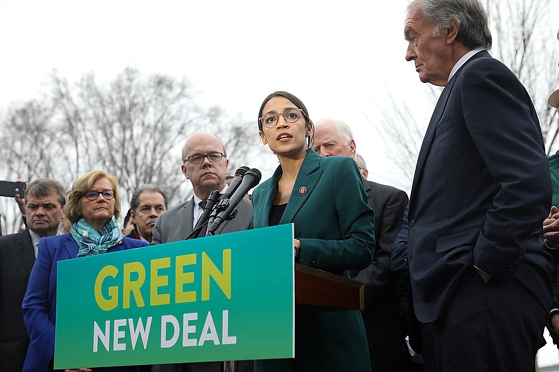Photo of AOC's Green New Deal Is a U.S. Version of Mao's Disastrous Great Leap Forward