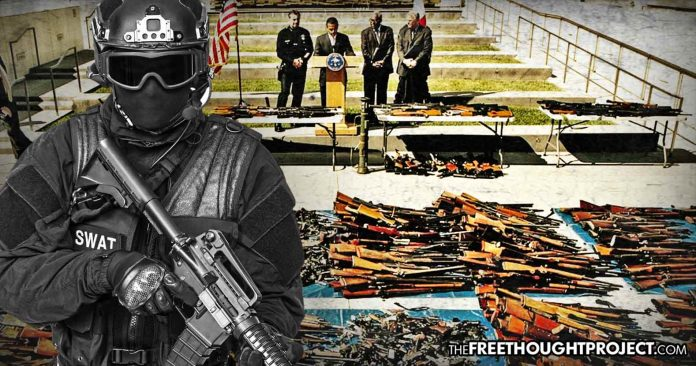 Photo of Unprecedented Gun Confiscation Hits US as Thousands Of Guns Seized from Innocent Citizens