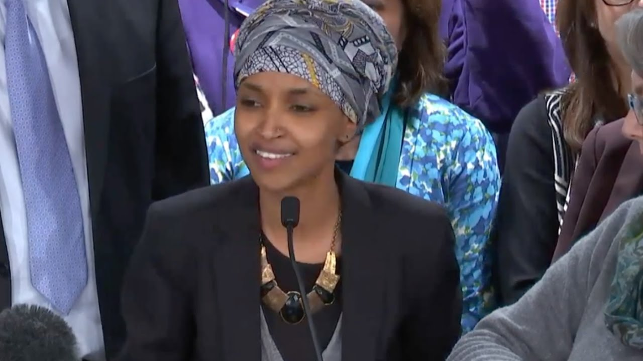 Photo of Representing Terrorists? Muslim Congresswoman wants to defund The Department of Homeland Security
