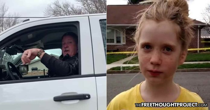 Photo of Video: 12yo Arizona Girl Owns Cop for Threatening to Arrest Her for Her Journalism