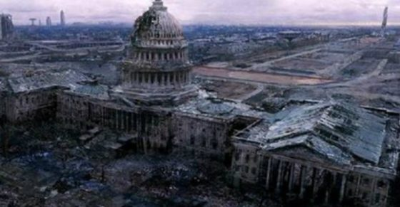 Photo of Great Civilizations Aren't Murdered, They Commit Suicide: The U.S.'s Likely Collapse