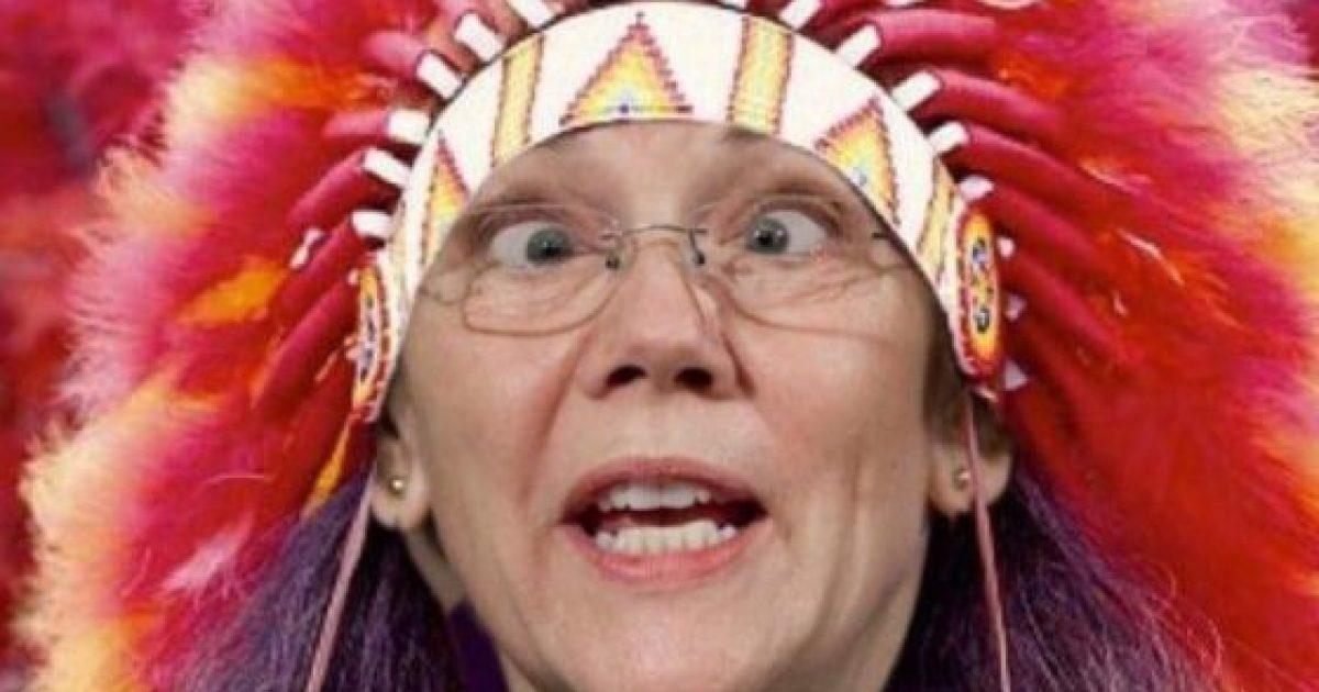 Photo of Senator Elizabeth Warren Endorses Coup Against President Trump