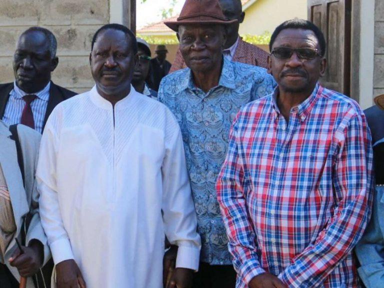 Kenyan Senate Minority Leader: Obama Was Born in Kenya