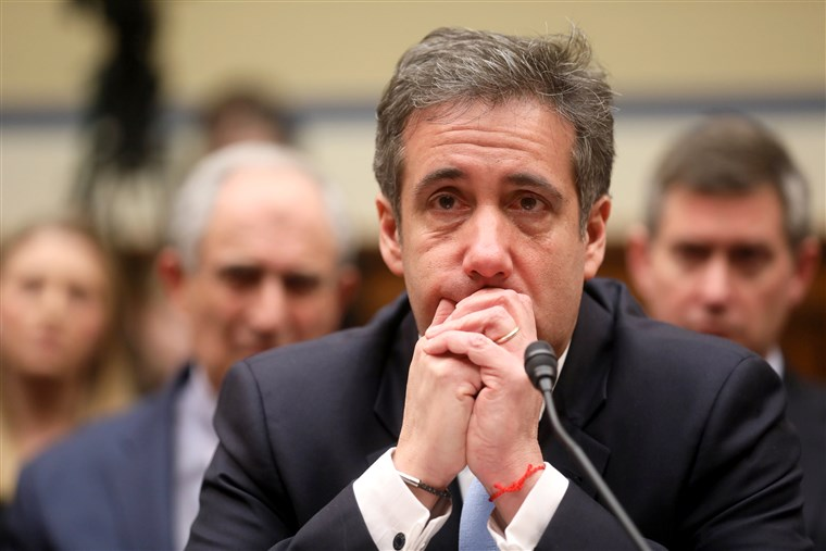 Photo of Surprise! NOT – Michael Cohen plans to cash in on betraying Trump