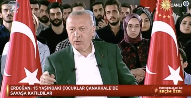 "Photo of Islamist Tyrant Erdogan Threatens New Zealanders: They'll Return in ""Coffins"" if They Visit Turkey"