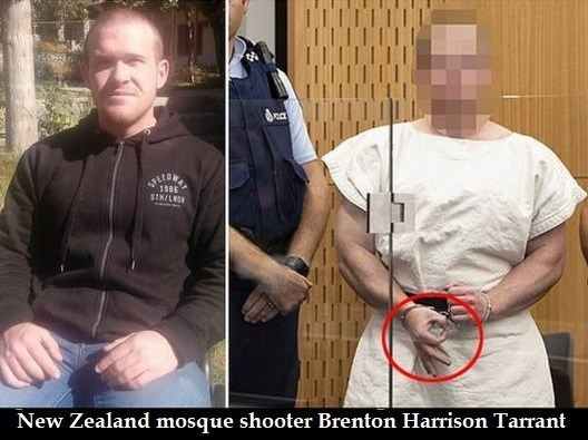 Brenton Tarrant Wikipedia: Peculiarities In The Christchurch Mosque-shooting Video