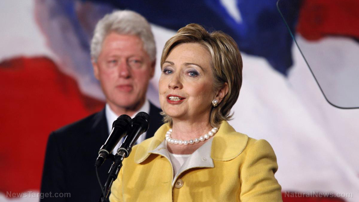 Photo of Released Transcripts: Clinton lawyers, DoJ, made deal to block the FBI's access to Clinton Foundation emails