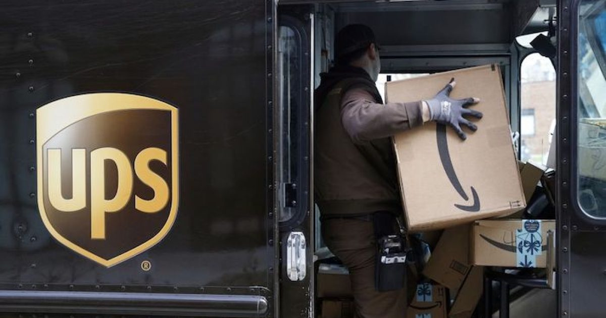 "Photo of UPS Suspends Deliveries In Heavily Muslim ""No-Go Zones"" – Cites Attacks On Drivers"