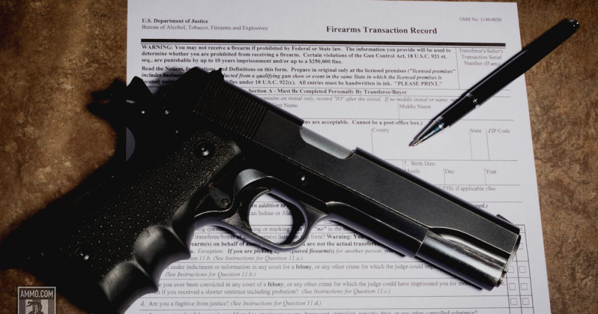 Photo of Gun Background Checks: How the State Came To Decide Who Can and Cannot Buy a Firearm