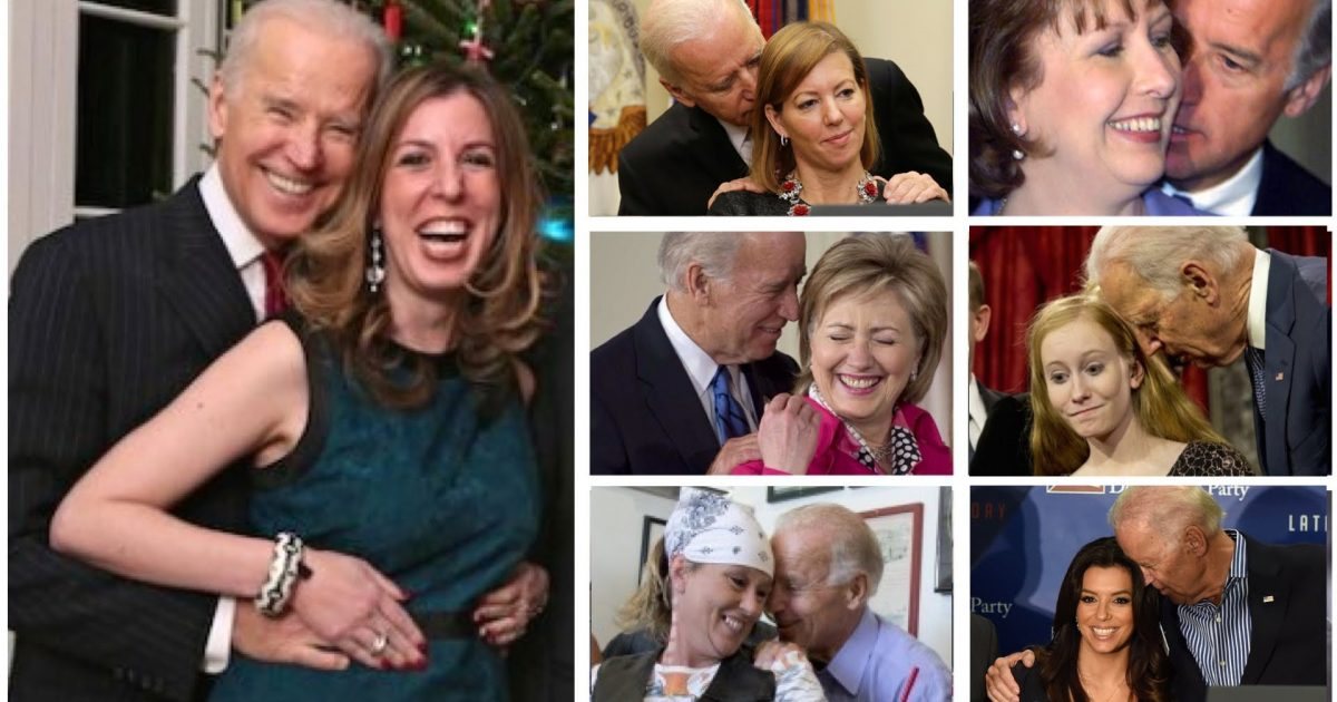 Photo of As Creepy Joe Biden Eyes Presidential Run In 2020, Remember Former Secret Service Agent Had To Protect Women From Him