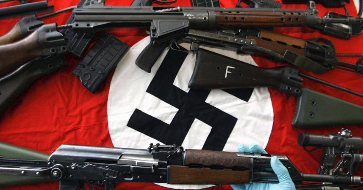 Photo of Democrats Use Nazi Policy To Get Registration, Then Confiscation, Of Your Guns