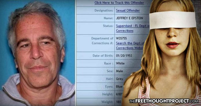 Billionaire Pedophile Privilege: Press Blackout Suggested for Epstein's 'Orgy Island' Hearing