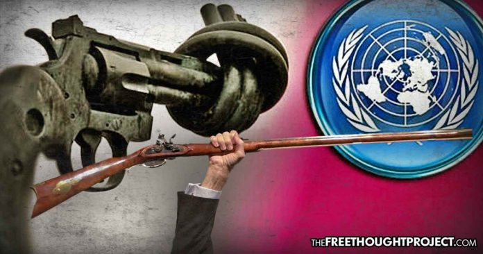 Photo of Media Silent As US Agrees To 'Full Implementation' of United Nations Gun Control Pact