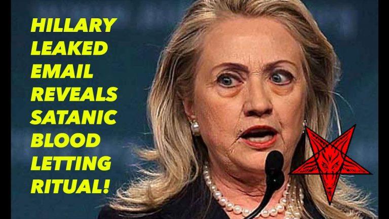 Is Hillary Clinton is a Satanist?