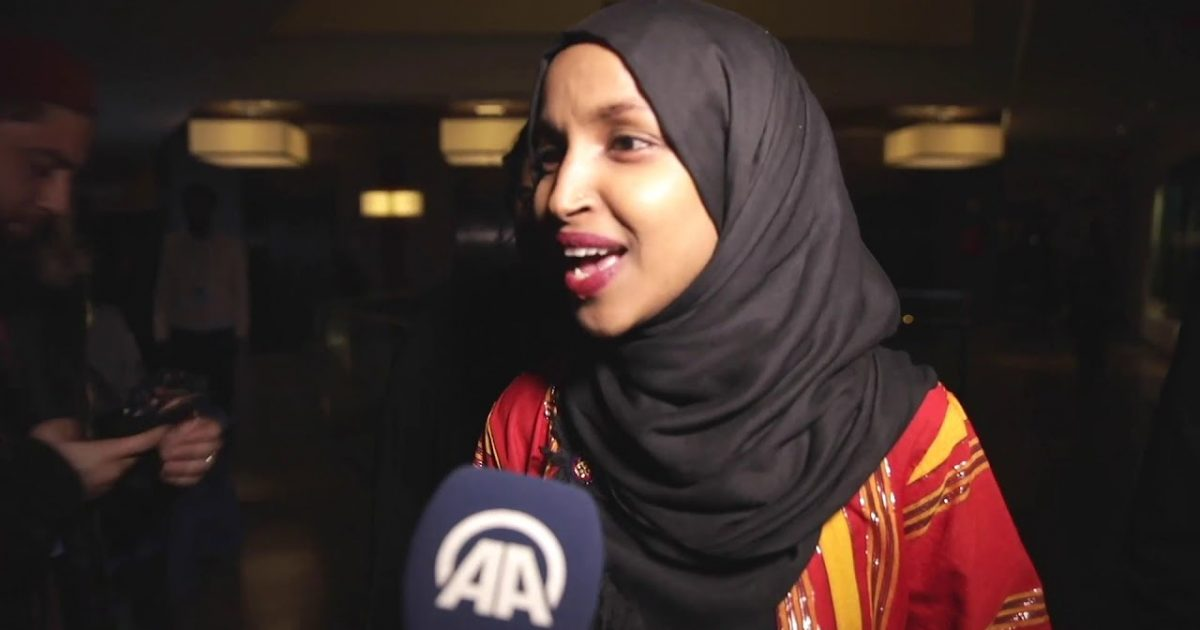 Photo of Anti-Semitic Ilhan Omar: Living in Trump's America 'an everyday assault'