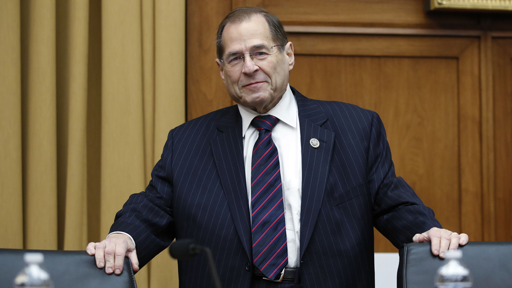 Photo of Rep. Jerrold Nadler – a Duplicitous and Lying Politicrat Who Poses a Grave Danger to America