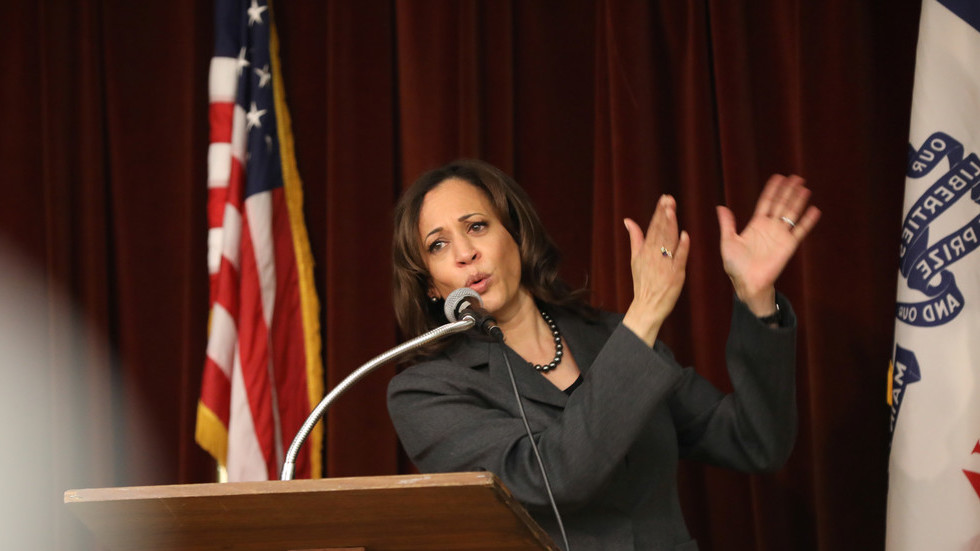 Photo of Kamala Harris' office paid out over $1.1 million to settle sexual harassment claims as AG