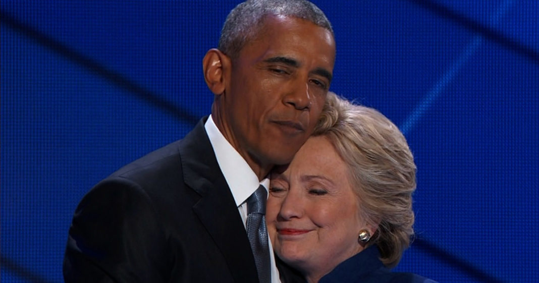 Photo of Secret Service: Hillary and Obama stink like sulfur