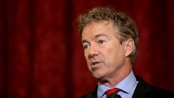 Photo of Rand Paul Wants Obama Officials INVESTIGATED For Inventing 'Russian Conspiracy' Hoax