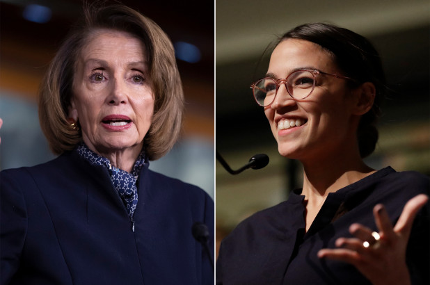 Photo of Aisle Crossing Democrats Get Spanked by Pelosi and AOC: Then Threats Are Made