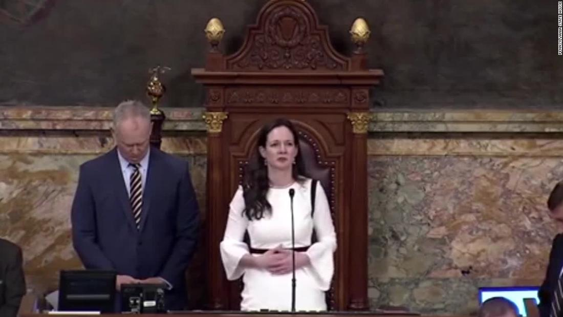 Photo of VIDEO: Watch The Pennsylvania House Prayer That Made Democrats & Muslims Lose Their Minds