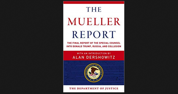 "Photo of Is This Legal? Official Copies Of The Mueller Report Are Being Sold Online, And The Release Date Listed Is ""March 26"""