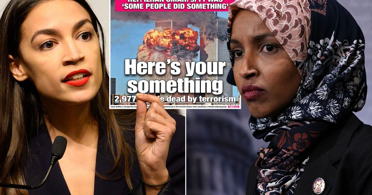 Photo of What the ____? ISIS Praises Ilhan Omar, Rashida Tlaib & 'AOC'​ — The Unvarnished Truth May Shock You
