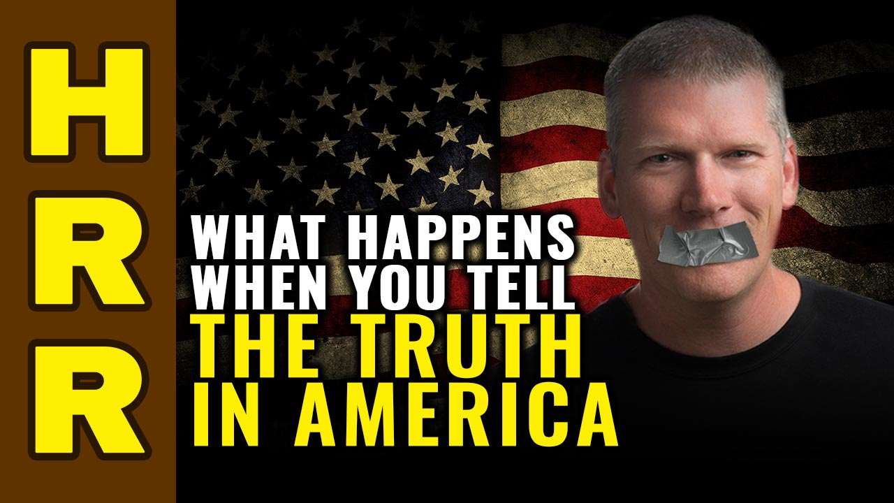 Photo of Here's what happens when you tell the truth in America