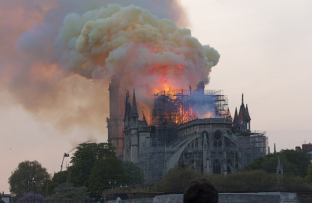 Photo of Notre Dame: Media Claim Prosecutors Have 'Ruled Out Arson' Before Start Of Police Investigation