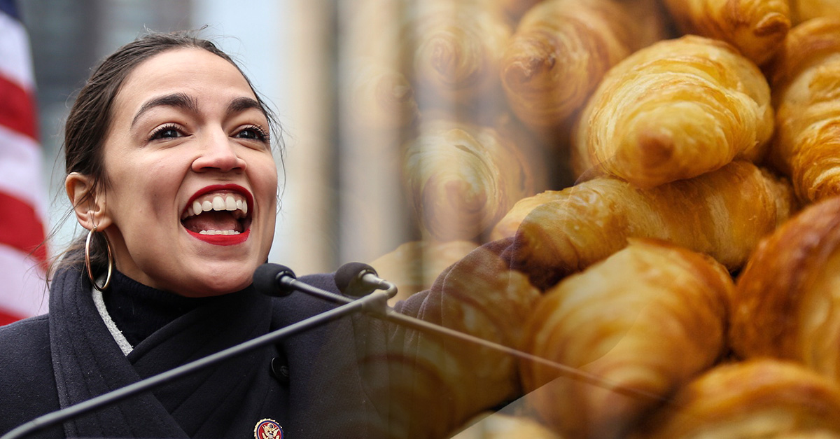 Photo of Using Pastry as a Prop, Ocasio-Cortez Continues To Embarrass New Yorkers