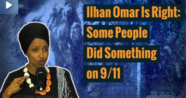 """Architects & Engineers For 9/11 Truth: """"Ilhan Omar Is Right: Some People Did Something on 9/11"""""""