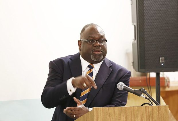 Photo of Obama-Appointed Judge Carlton Reeves: If You Criticize Judges, You're Like The KKK