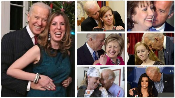 Photo of Irrefutable Evidence: 10 Videos That Show Creepy Joe Biden Touching Women & Young Girls Inappropriately