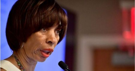 Baltimore Mayor Catherine Pugh is Running from the Feds, Literally