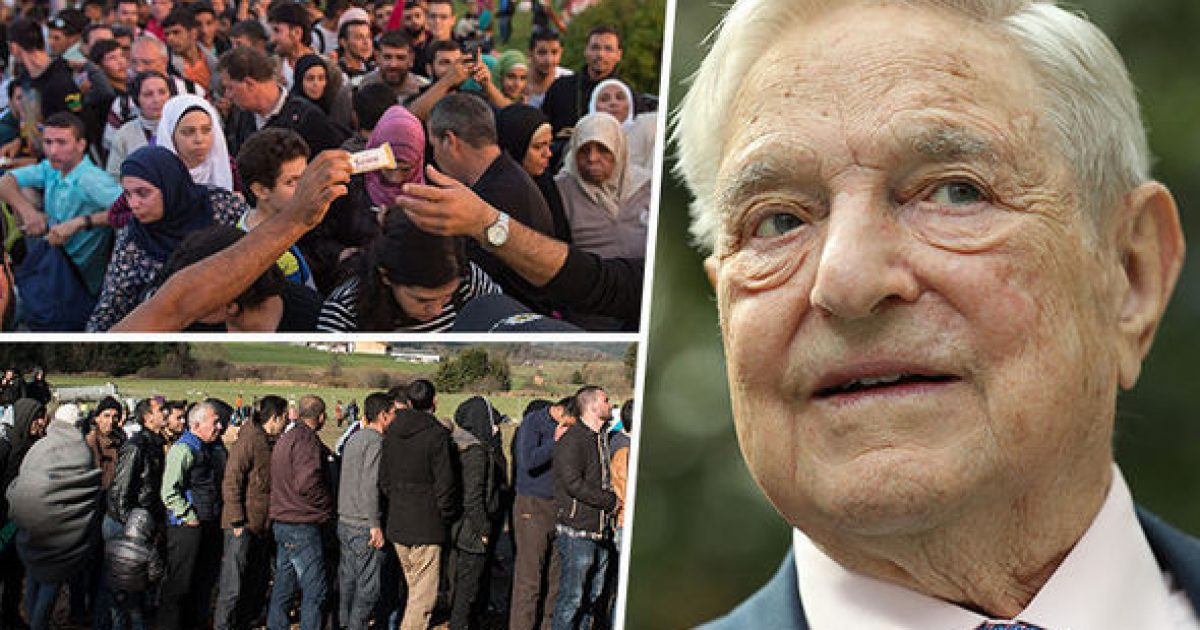 Photo of UN Fingerprints & Soros Funded NGO's BEHIND Illegal Invasion of America: The Whistleblower. The Proofs.