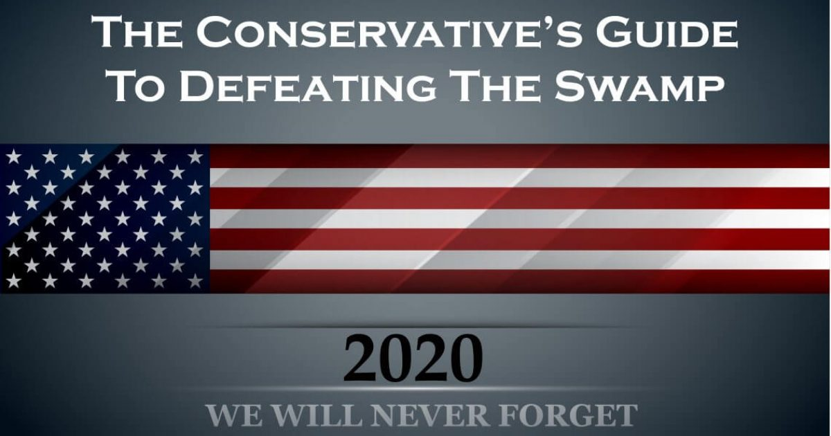 Photo of The Conservative's Guide to Defeating The Swamp