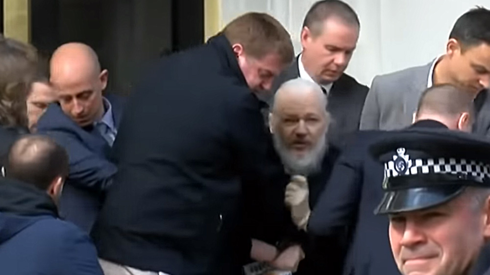 Photo of The Torture & Murder of Julian Assange